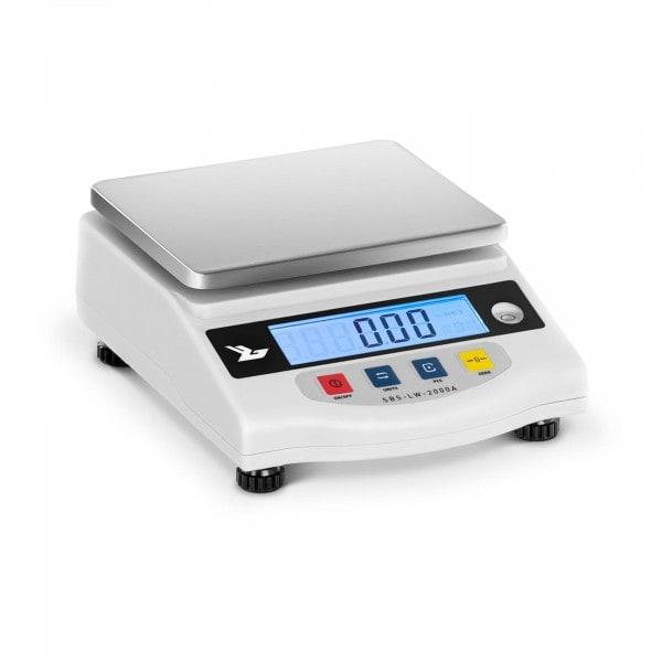 Precision Scale- 2,000 g / 0.01 g