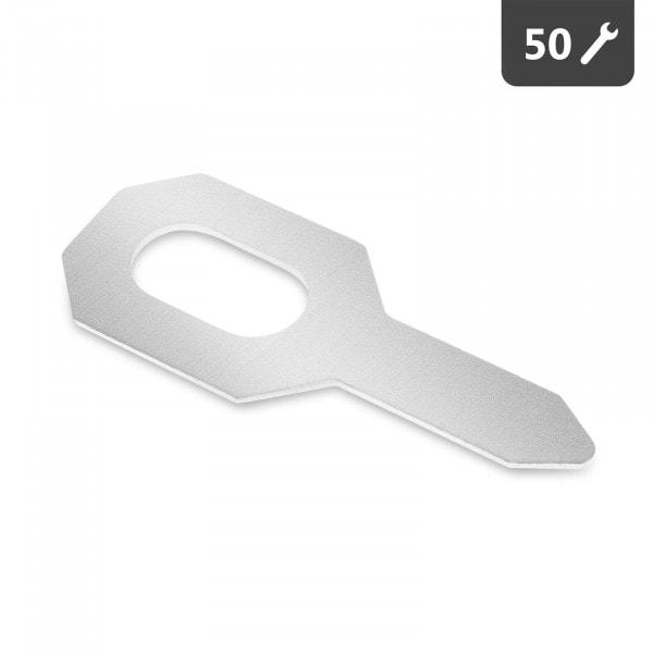 Welding Electrodes - 50 pieces