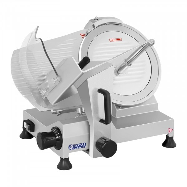 Electric Meat Slicer - 300 mm - up to 15 mm - 250 W