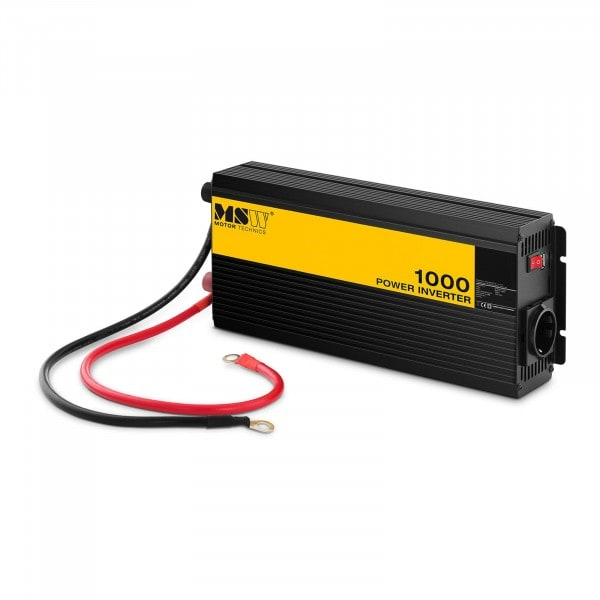 B-WARE Power inverter - Pure Sine - 1000 W