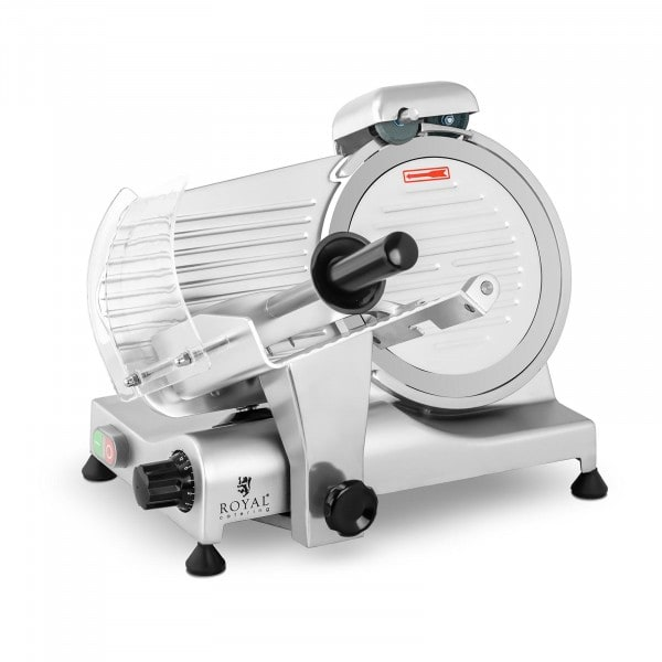 Food Slicer - 250 mm - up to 12 mm - 320 W