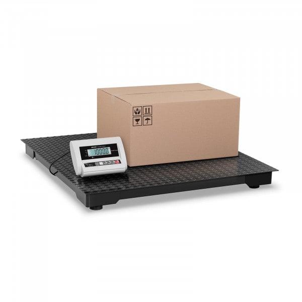 B-WARE Floor Scale ECO - 1,000 kg / 0.5 kg - LCD