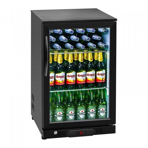 Factory second Beverage Refrigerator - 108 L - Aluminium Interior