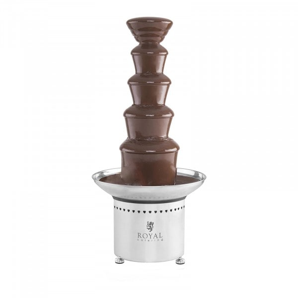Chocolate Fountain - 5 Levels - 6 kg