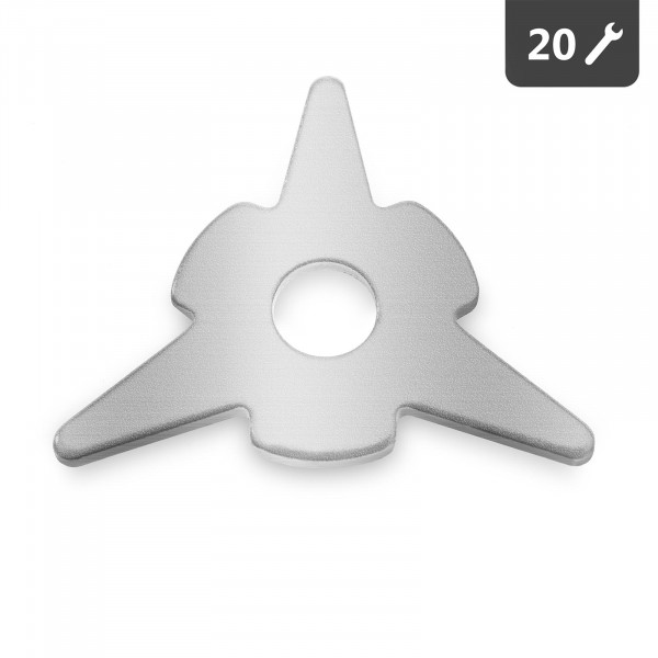 Triangle Washer - 20 pieces