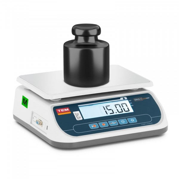 waga sklepowa / weighing scale / Tischwaage