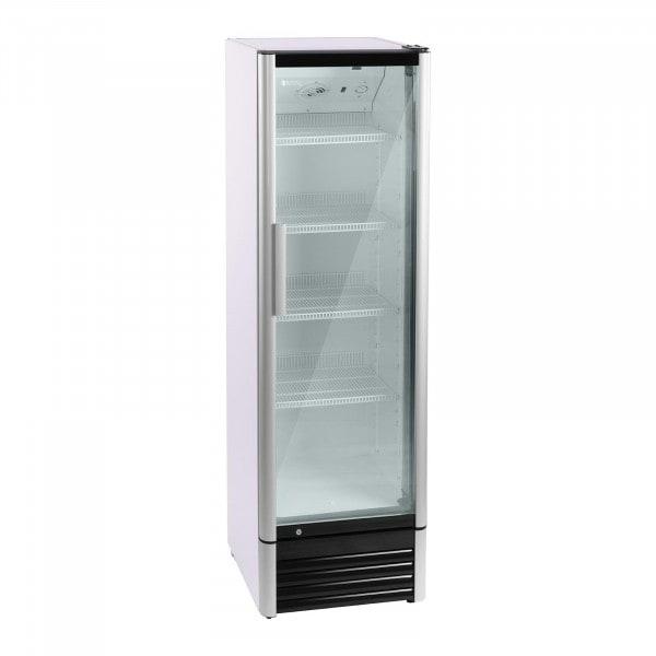 Commercial Drinks Fridge - 320 L - LED - Aluminium Frame