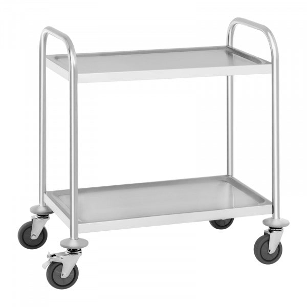 Factory second Serving Trolley - 2 shelves - up to 150 kg