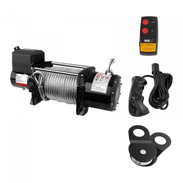Electric Winch - 6.787 kg - 15.000 lbs