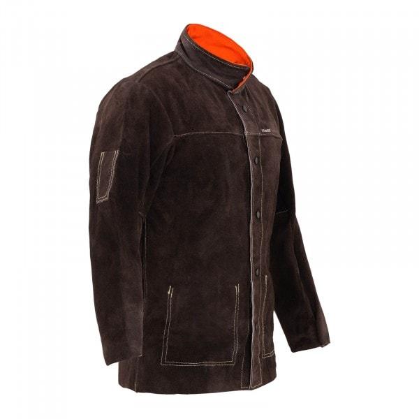 Cow Split Leather Welding Jacket - size XL