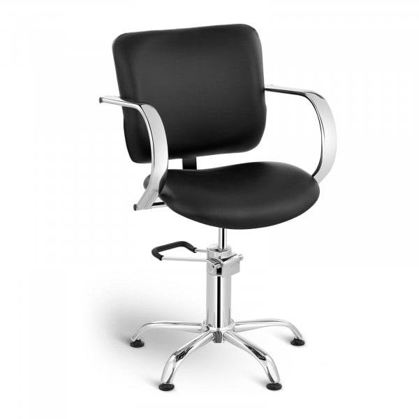 B-WARE Salon Chair PHYSA LONDON BLACK