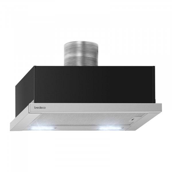 B-WARE Telescopic Hood - under-cabinet - 60 cm - 301.6 m³/hr - 2 x 2 W