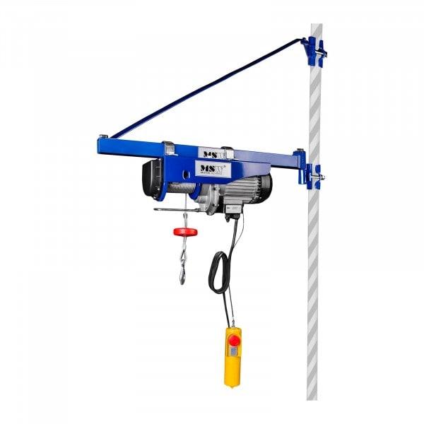 Electric Hoist with Swivel Arm - 600 kg