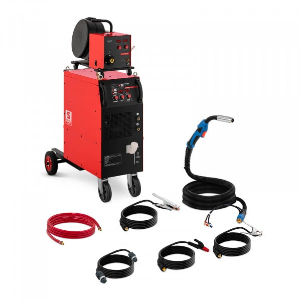 MIG/MAG Welding Machine - 400 A - 400 V - water-cooled