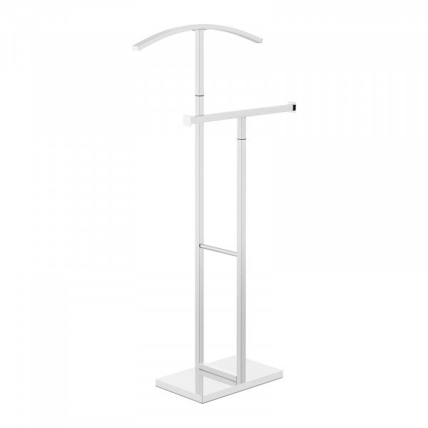 Clothes Valet Stand - chrome