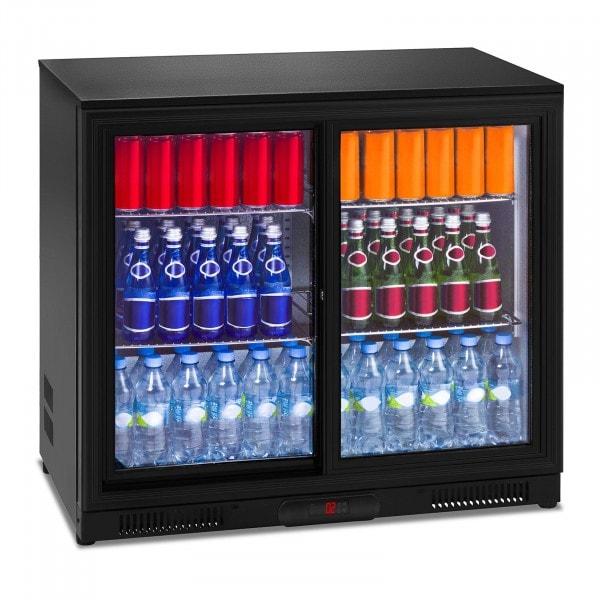 Beverage Refrigerator - 208 L - Aluminium Interior