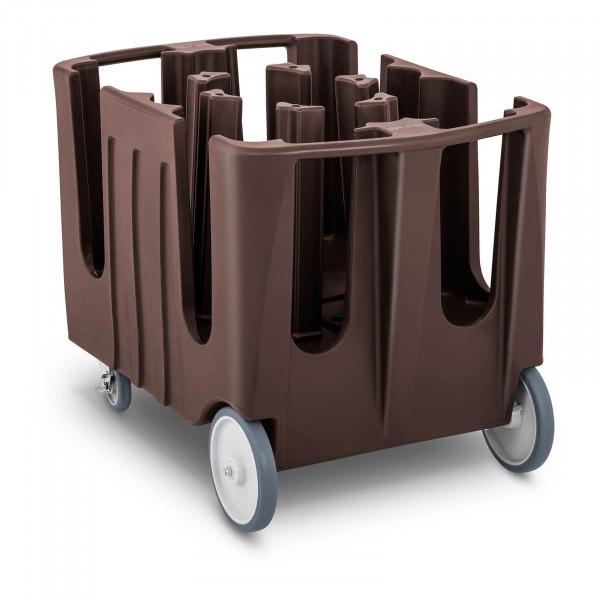 Dish Caddy - 400 plates - Ø 12 - 33 cm - 8 compartments