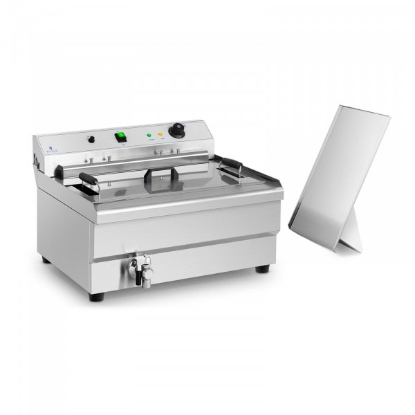 Donut Fryer - 30 litres - 9,000 W - cold zone