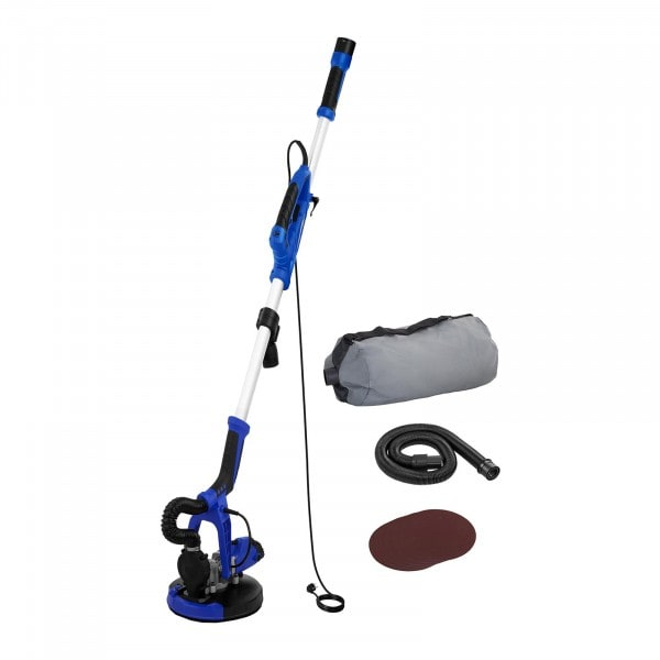 Wall Sanding Machine - 750 W - with LED and Dust Bag