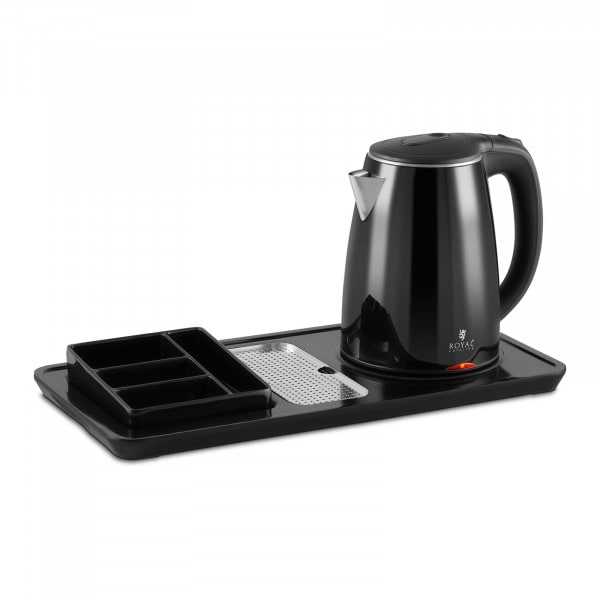 Electric Kettle - coffee and tea station - 1.2 L - 1,550 W - wireless