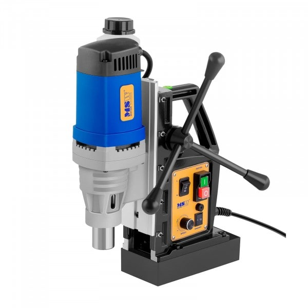 Magnetic Drill Machine - 1.680 Watt - 370 r/min - Weldon Shank 19 mm