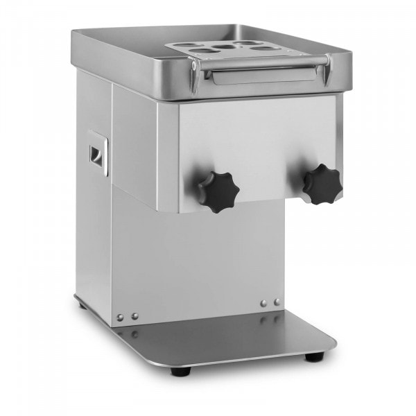 Meat Cutting Machine - 550 W - Royal Catering - Stainless steel