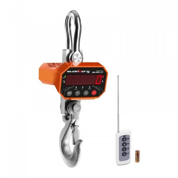 Crane Scale - 5 t / 1 kg - LED