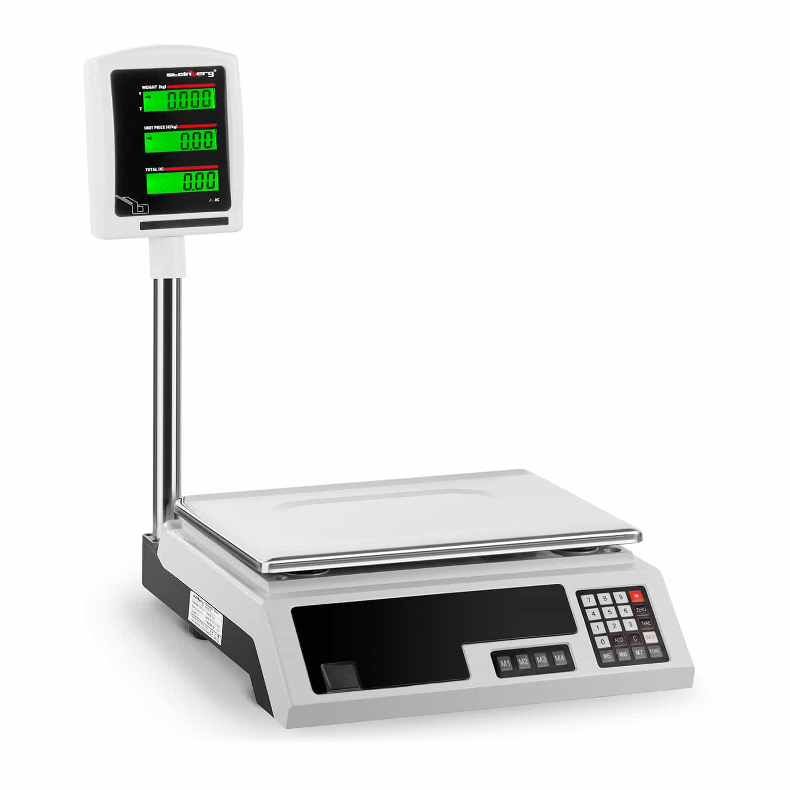 Price Calculating Scales