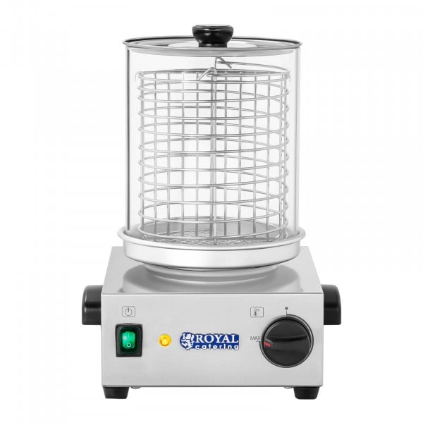 B-WARE Hot dog maker 800 W - up to 40 hot dogs