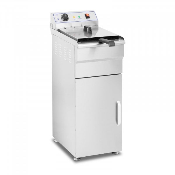 Electric Deep Fryer - 16 litres - Cabinet Base