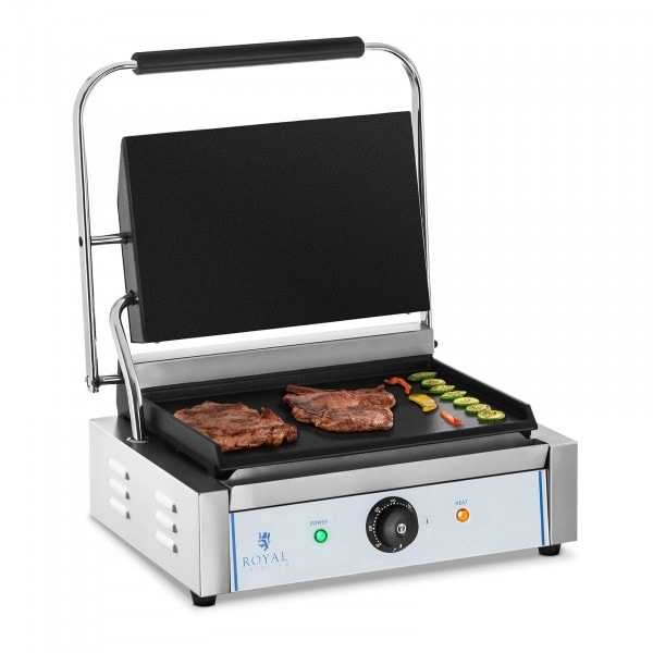 Contact Grill - smooth - 2,200 W