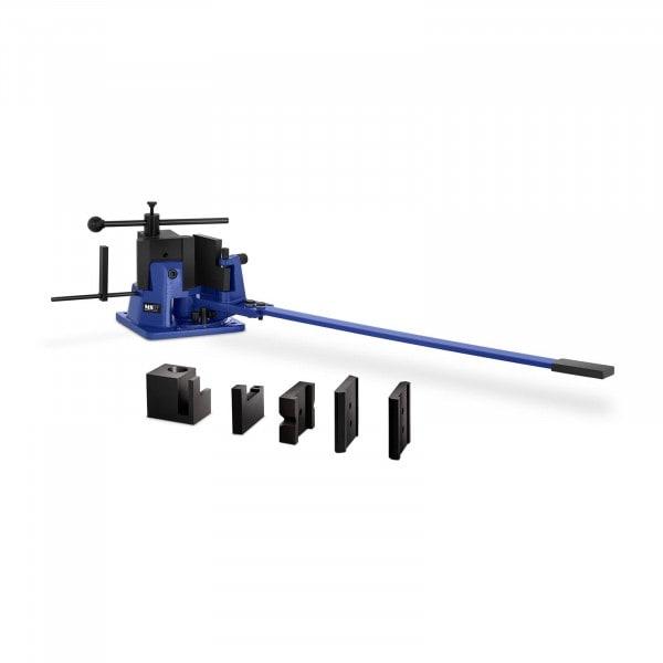 Angle Bender - 100 mm - 4 die plates - 120°