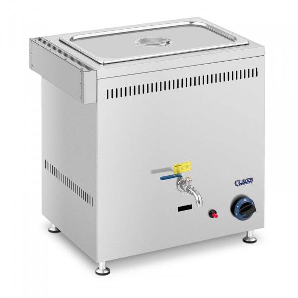 Gas Bain-Marie - 3300 W - GN 1x 1/1 - 0.02 bar - G20