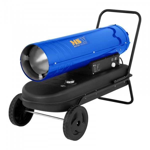 Diesel Heater - Incl. Trolley - 50 kW - 56 L