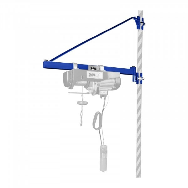 Swivel arm for pulley - 600 kg