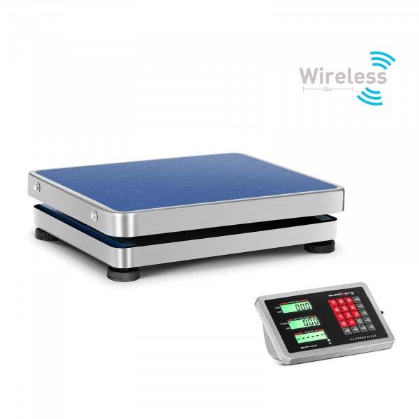 Platform Scales - 150 kg / 20 g - wireless