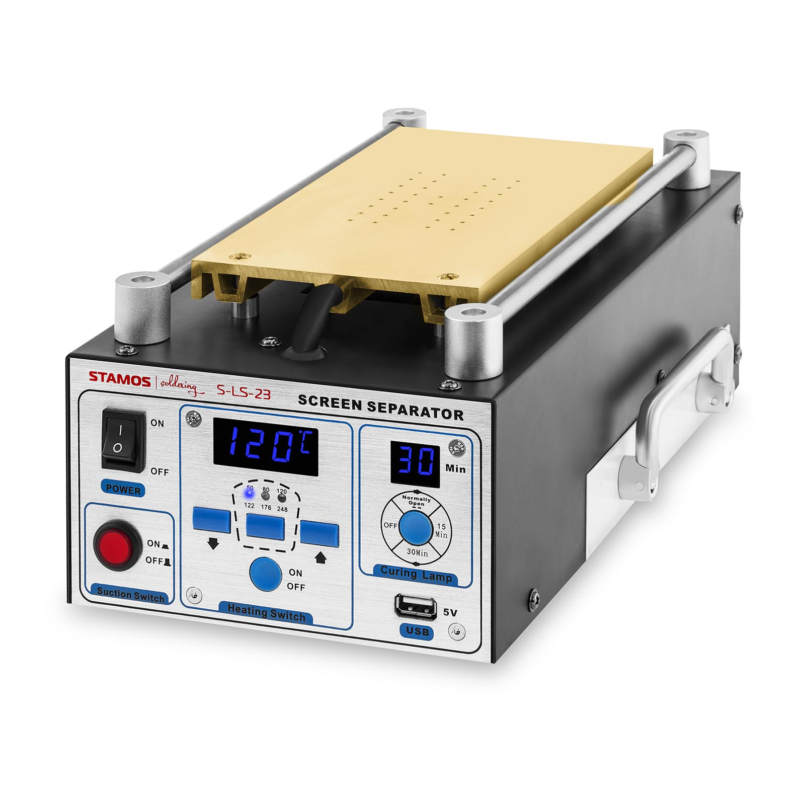 LCD Separator