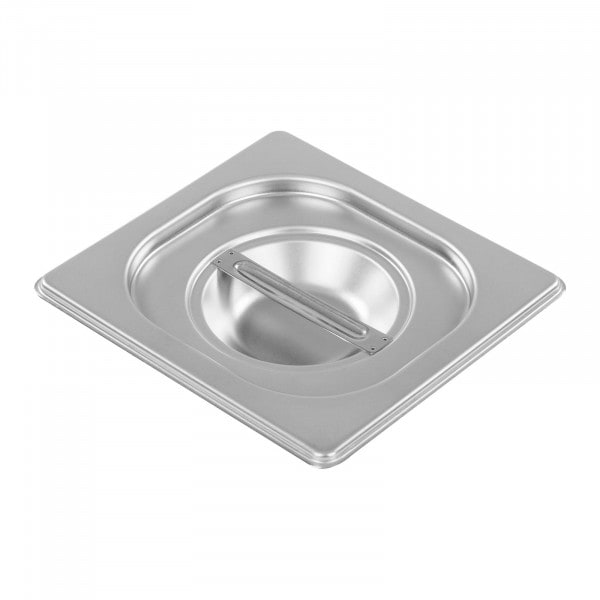 Gastronorm lid -1/6