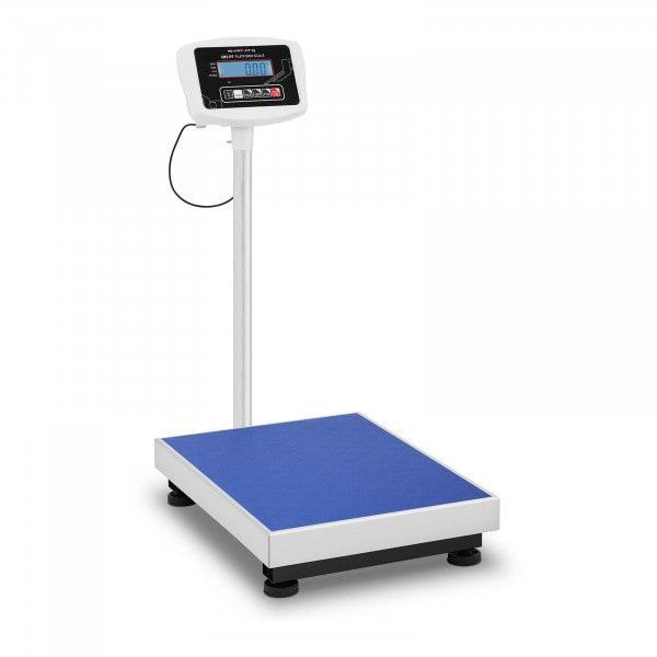 Platform Scale - 150 kg / 50 g - 60 x 45 cm