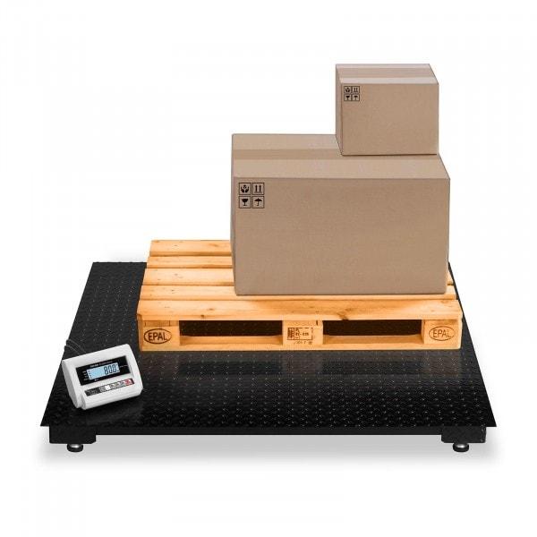 Floor Scales - 5 t / 2 kg - LCD
