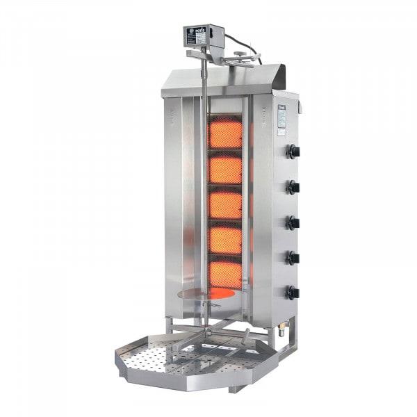 Kebab Grill - 8750 W - Gaz naturel