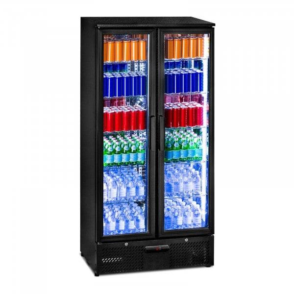 Beverage Refrigerator - 458 L - classy matt-black design