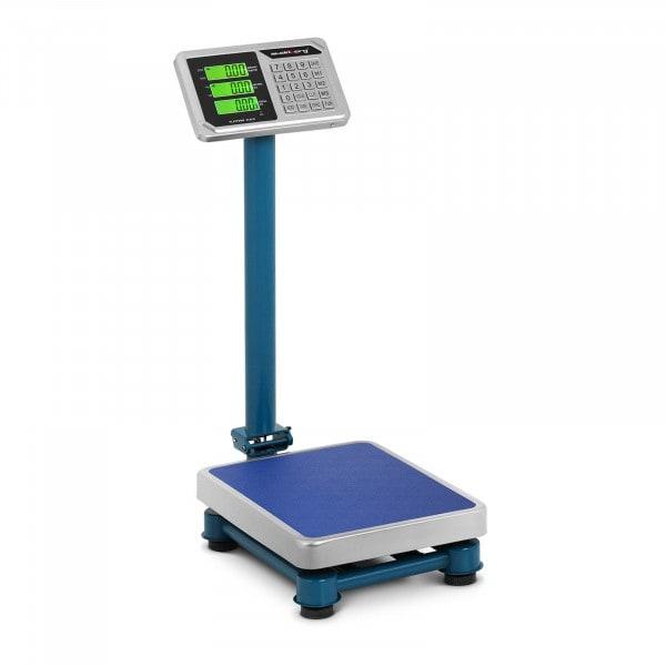 Platform Scale - 100 kg / 20 g - 30 x 40 cm - LCD