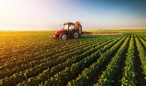 Farm & agricultural supplies and equipment