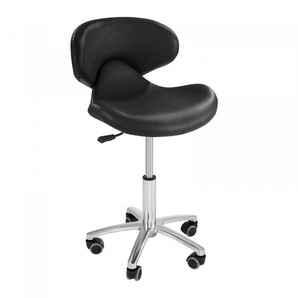 Hairdresser's chair ANDRIA BLACK