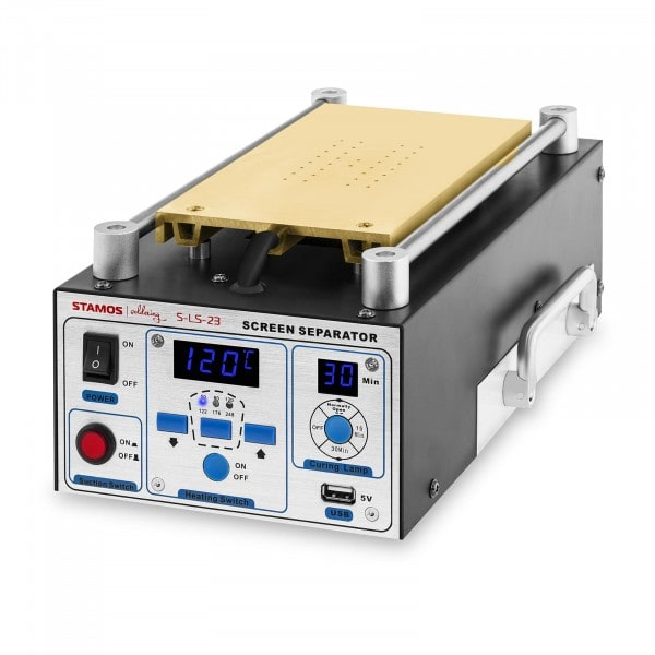 LCD Separator with UV Lamp