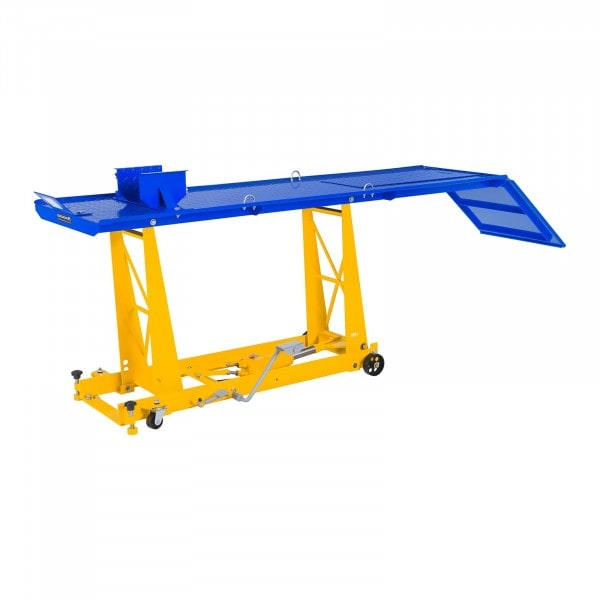 Motorcycle Lift - 450 kg - 220 x 68 cm