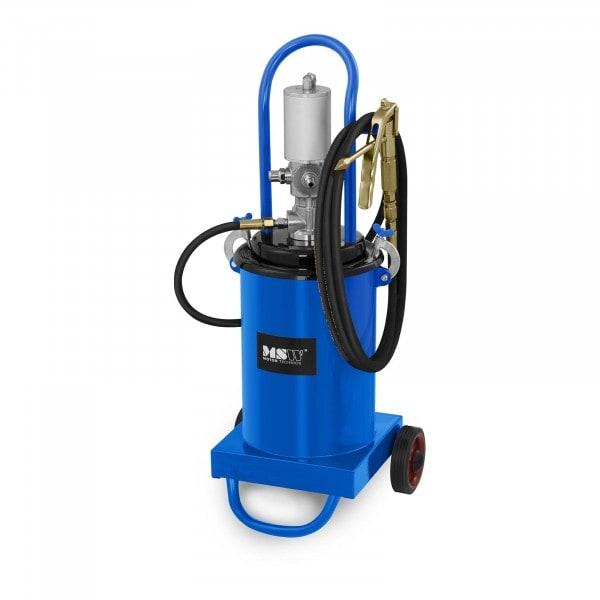 Pneumatic Grease Pump - 12 litres - portable - 240-320 bar pump pressure