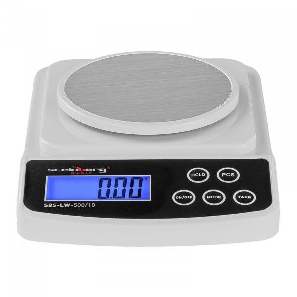 Digital Precision Scale - 500g - 0,01 g - Basic