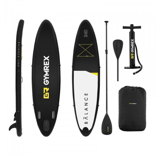 Inflatable SUP Board - 145 kg - 335 x 79 x 15 cm